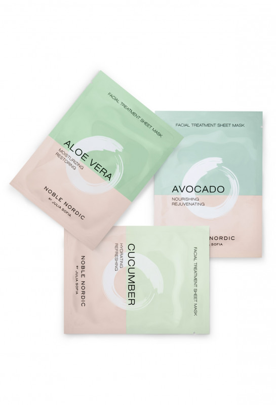 The Eat Your Greens Mask Kit