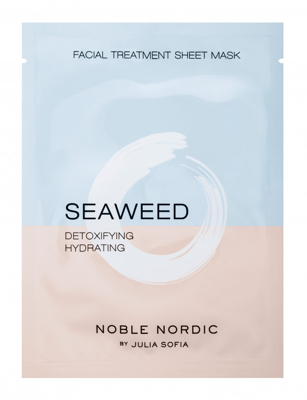 Seaweed Facial Treatment Sheet Mask