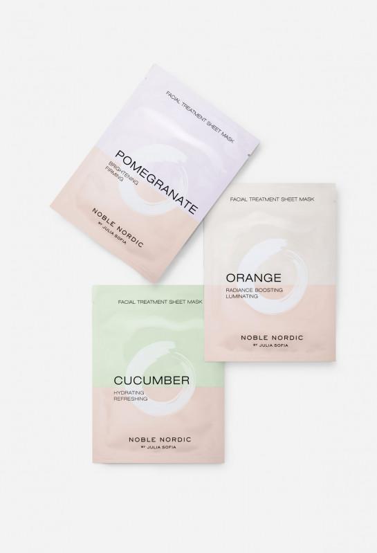 The Vitamins Boost Mask Kit